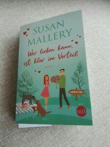 We lieben kann,ist klar Im Vorteil von Susan Mallery