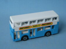 Matchbox MB-17 Titan Bus Matchbox Number 1 Greek Issue Rare Promo Montepna