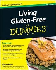 New LIVING GLUTEN-FREE FOR DUMMIES Recipe Shopping Cooking Tips Medical Problems
