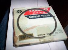 VINTAGE YAMAHA MOTORCYCLE BIKE 1969-71 DT1 MX PISTON RING NEW OEM 285-11611-20