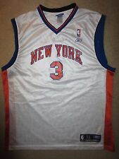 Stephon Marbury  3 New York Knicks NBA Reebok Jersey XL 2fa7c0300