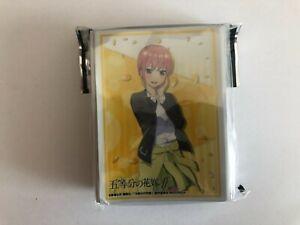 Quintessential Quintuplets Bushiroad Card Sleeves 75 Ichika Nakano