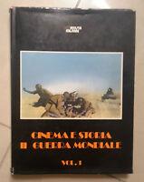 CINEMA E STORIA II GUERRA MONDIALE WW2 DE SANTI 1990