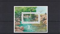 RSA030) 1992 South Africa – Environmental Conservation, set of 3 & M/S, MUH