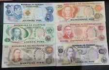 PHILIPPINES: 2 - 100 PESOS ABL ANG BAGONG LIPUNAN SET (3)