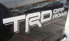 Toyota Tacoma Tundra TRD Off Road bedside decal Silver Gray PT211TT98028 PT211