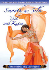 Smooth as Silk with Katia - Learn Veil Belly Dance DVD