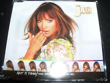 Jennifer Lopez / Jlo Ain't It Funny Australian Promo CD Single SAMP2430