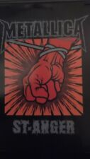 Vintage Metallica poster 61cm x 91cm approx