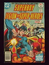 SUPERBOY AND THE LEGION OF SUPER-HEROES, VOL. 29, NO. 225, MARCH, 1977, DC
