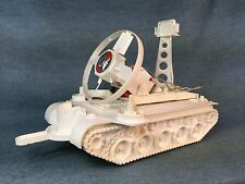 VINTAGE MAJOR MATT MASON ASTRO TRAC CONVOY LAUNCH PAD VEHICLE WITH SATELLITE