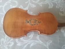 ANTIQUE MOTHER OF PEARL INLAY VIOLIN