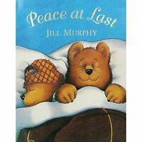 Jil Murphy, Jill Murphy Peace At Last, Very Good, Paperback