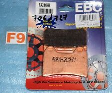 2 plaquette de frein EBC Ducati Monster 620 750 800 900 1000 1100 SS Multistrada