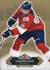 Upper Deck Fleer Showcase-NHL 2016-17 #44 Jaromir Jagr-Florida Panthers