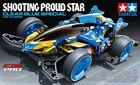 Tamiya 95573 1/32 Mini 4WD Pro Kit MA Chassis Shooting Proud Star Clear Blue Ltd