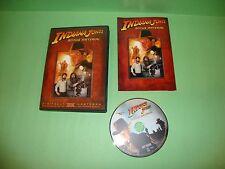 Indiana Jones - BONUS Material only (DVD, 2003)