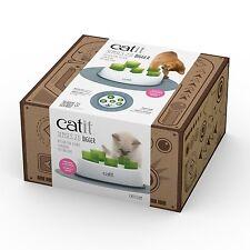 Catit Senses 2.0 Digger for Cats Interactive Stimulating Kitty Cat Feeder Dish