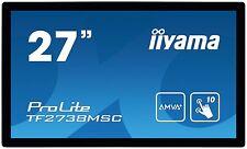 Iiyama Prolite tf2738msc-b1 27 pulgadas LED Monitor Pantalla Táctil - Full