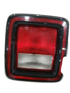 2018 2019 2020 Jeep Wrangler Driver Side LH Tail light