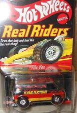 Hot Wheels Real Riders '70 Van 1 of 6 series 4 scale 1:64 yr.2004