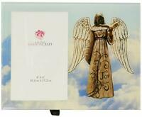 Fashioncraft Angel Themed Glass Picture Frame