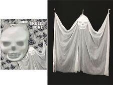 """47"""" Halloween Spooky Scary Hanging Ghost Skeleton Indoor Outdoor Decoration"""