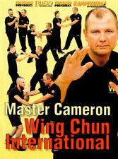 Wing Chun International DVD Master Cameron