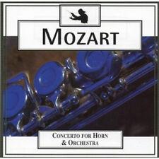 MOZART: HORN CONCERTOS 1 & 2, BASSOON CONCERTO & 2 MARCHES – CD (1998)