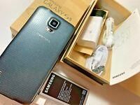 NEW Samsung Galaxy S5 SM-G9008V 4G LTE Unlocked Smartphone 16GB Black AUS Stock