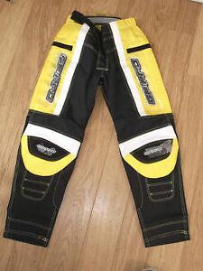 Kids childrens mx  GP-PRO Pants trousers motocross  SIZE S  22 inch waist  NEW