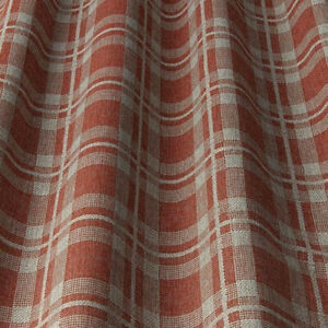 Ida Ruby - By iliv - Tailored Check, Woven Fabric - 4 Metre Piece