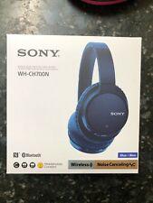 sony wh-ch700n bluetooth headphones