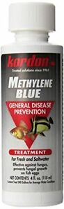 Kordon Methylene Blue-General Disease Prevention Treatment for Aquarium-#37344
