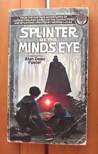 SPLINTER OF THE MIND´S EYE, Alan Dean FOSTER 1978. Novela GUERRA de las GALAXIAS