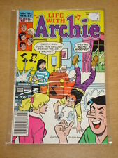 LIFE WITH ARCHIE #260 NM (9.4) ARCHIE COMICS MAY 1987
