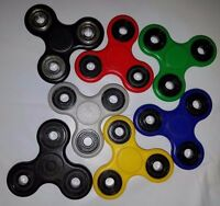 Lot X 4 Fidget Tri Spinner Toy Hand Finger Spinner ! 4 Pieces ADHD