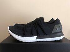 Men's Under Armour Speedform Slingshot 2 Running Shoes Black - New! $120 | sz 10