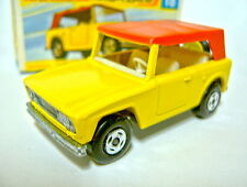 Matchbox Superfast Nr.18A Field Car 4 spoke Räder