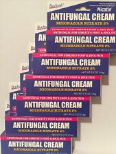 Lot 6 Antifungal Cream Miconazole Nitrate 2%, for athlete's Foot & Jock Itch