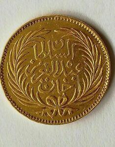 TUNESEIEN  GOLD COIN
