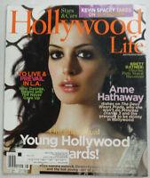 Hollywood Life Magazine Anna Hathaway & Brett Ratner July/August 2006 051215R