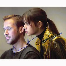 Ryan Gosling & Ana de Armas (62967) - Autographed In Person 8x10 w/ COA