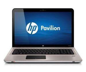 "HP DV7 17.3""  6.3 GHz AMD Tripe Core 4GB RAM 500GB HDD Pavilion 4131sa 4000 8"