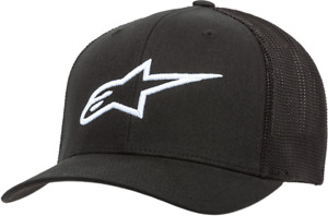 Women's Ageless Hat Alpinestars Black/White1W38811001020