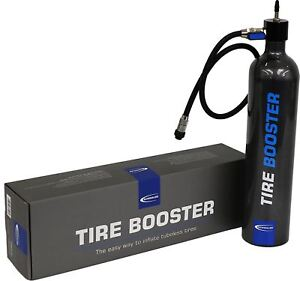 Schwalbe Tubeless Tyre Booster Inflator Pump For Presta Valve