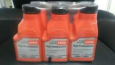 STIHL OIL MIX 6-PACK 1 GALLON HP 2-CYCLE ENGINE OIL