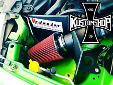 COLD AIR INTAKE KIT/POD FILTER. 3 INCH/75MM. FORD FALCON FG XR6. PERFORMANCE.