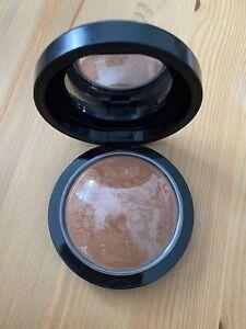 MAC Mineralize Medium Powder Skin Finish Natural Medium Deep Dark 10g Brand New