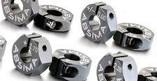 Absima aluminio 7075 t6 radmitnehmer 12mm offset - 0.75mm 1:10 (2) - 2560010